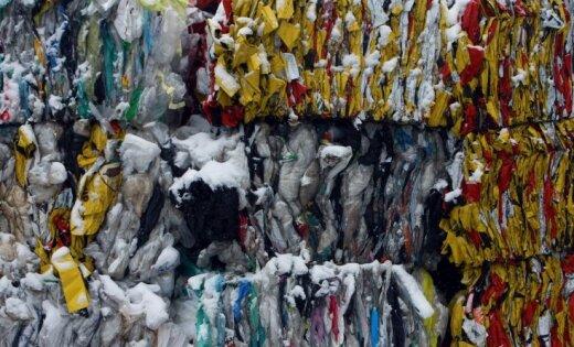 В ЕС ограничат использование вредящих природе пластиковых пакетов