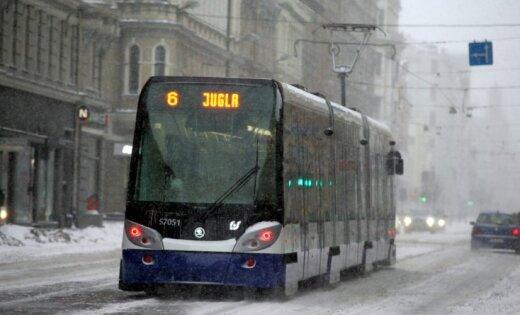 Krastiņš: Rīgā būtu jāceļ jaunas tramvaja līnijas
