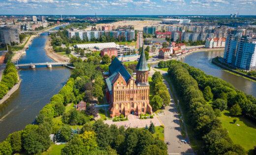 airBaltic начала полеты в Калининград