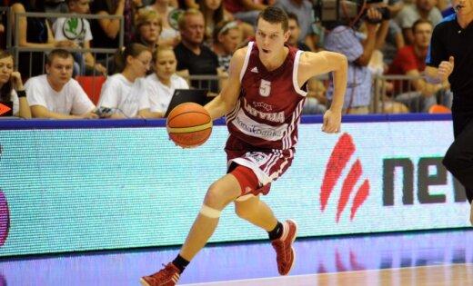 EČ kvalifikācija basketbolā: Latvija – Nīderlande 85:70 (spēle noslēgusies)