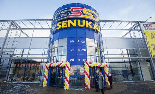В развитие бренда K Senukai в Латвии вложено 9,1 млн евро