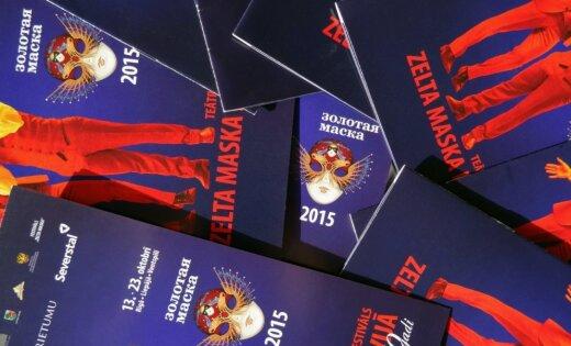 No 13. līdz 23. oktobrim 10. reizi norisināsies festivāls 'Zelta Maska Latvijā'