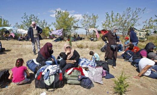 В Литве для беженцев не пожалеют денег: по 600 евро в месяц ...