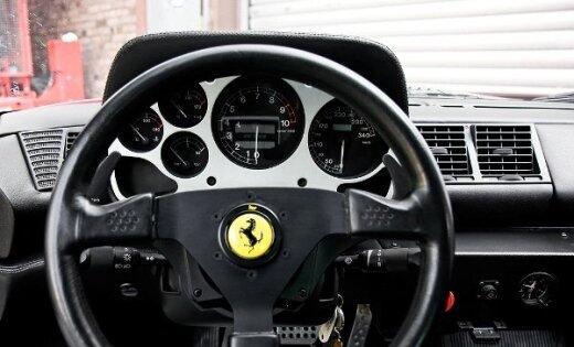 Ferrari знакомит с гибридным преемником Enzo