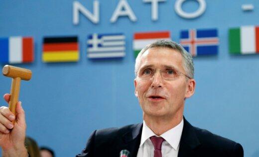 Latviju apmeklē NATO ģenerālsekretārs Stoltenbergs