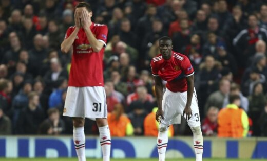 'Sevilla' izslēdz Mančestras 'United' no Čempionu līgas
