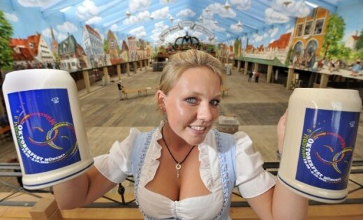 Ventspils vācu kultūras biedrība rīkos Oktoberfest
