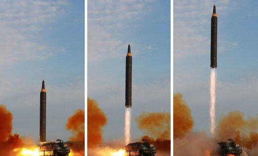 ASV cer uz Ziemeļkorejas 'nozīmīgu atbruņošanos' līdz 2020. gadam