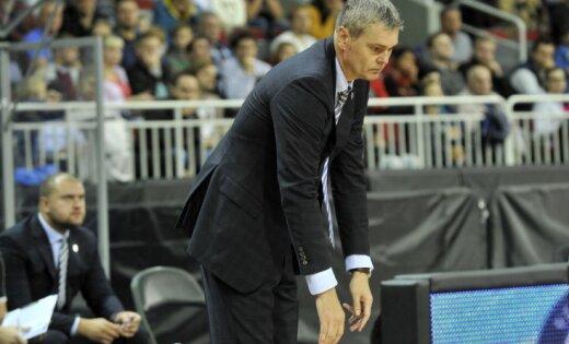 Bagatskis jau šosezon varētu zaudēt darbu 'Maccabi' komandā