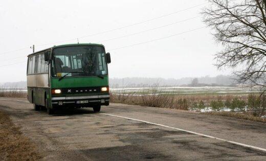 Taupības dēļ no augusta slēgs 112 autobusu reisus; vispār atcels maršrutus Rīga-Tukums un Aizkraukle - Sigulda
