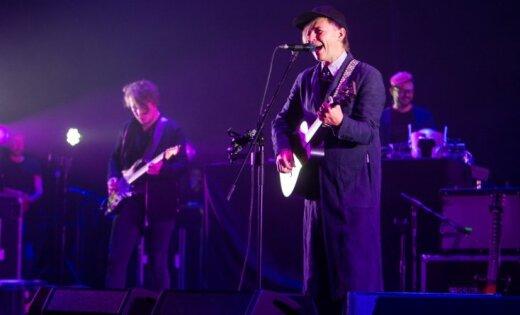 Tuvojas 'Mumiy Troll' akustiskais koncerts 'Vakara tēja' Jūrmalā
