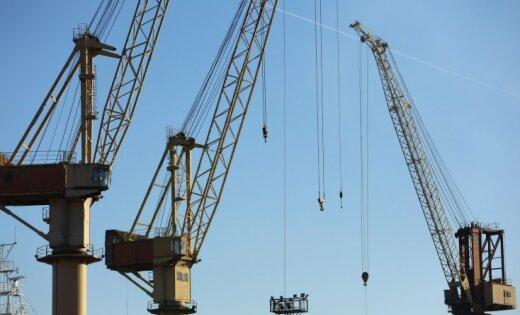 Грузооборот Рижского порта рухнул на 13,5%