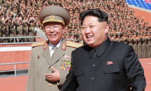 США вели персональные санкции против Ким Чен Ына