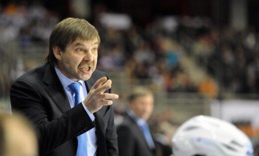 Maskavas 'Dinamo' neiebilst pret Znaroka kļūšanu par Krievijas izlases treneri