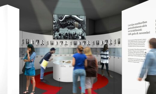 Top vērienīgākais notikums muzeju dzīvē – simtgadei veltītā izstāde 'Latvijas gadsimts'