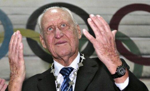 Ввозрасте 100 лет скончался экс-президент ФИФА