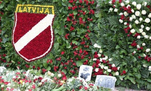 День памяти легионеров в Риге. Архив текстовой трансляции