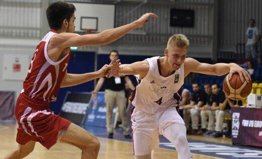 Gāzes sprādzienā Siguldas pagastā cietis Latvijas U-18 izlases basketbolists Vīksne