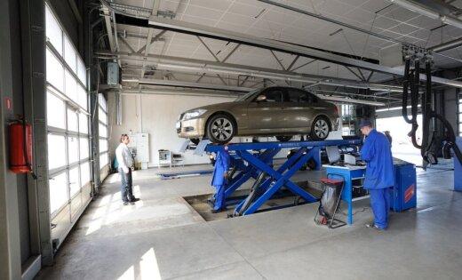 Jauniem auto pirmos četrus gadus tehniskā apskate varētu būt jāveic reizi divos gados