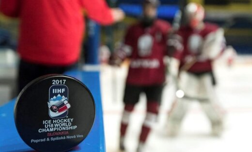 Latvia U-18 Championship World