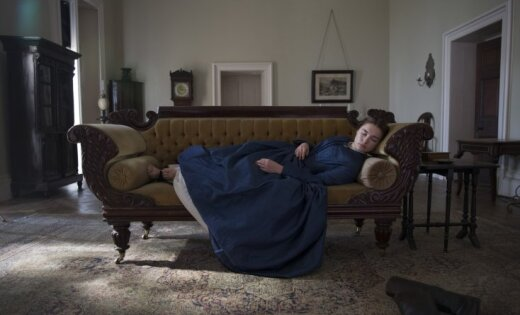 Riga IFF izlase. Aktrise Madara Botmane par filmu 'Lēdija Makbeta'