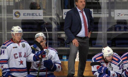 SKA izcīna 18.uzvaru pēc kārtas un atkārto KHL rekordu