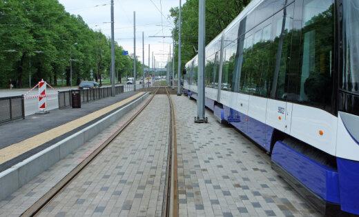 'Rīgas satiksme' pirks 12 zemās grīdas tramvajus