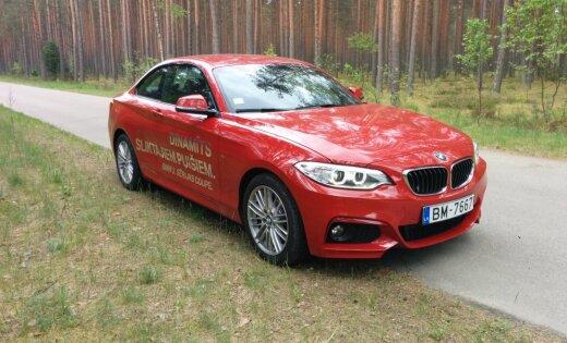 Тест-драйв BMW 2-й серии: как в старые добрые времена