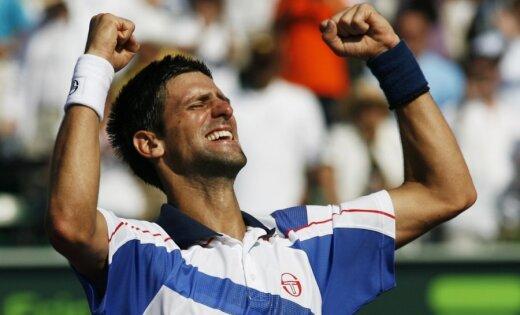 Džokovičs būs Serbijas karognesējs Londonas Olimpiskajās spēlēs