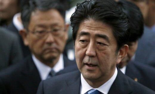 В Латвию с визитом прибывает премьер-министр Японии