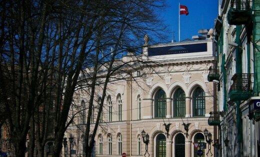 Прибыль Банка Латвии сократилась в 2,5 раза