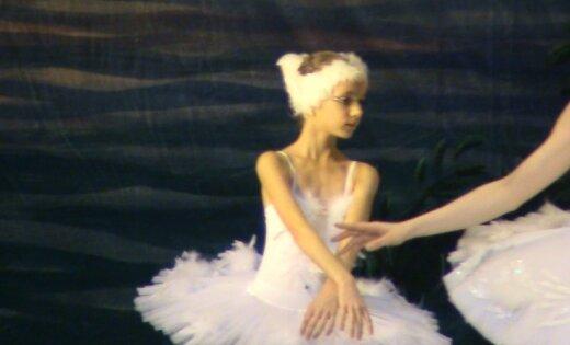 В Латвии гастролирует детская балетная труппа из Санкт-Петербурга