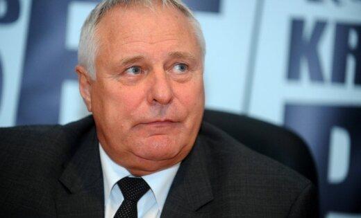 Логинов продолжает работать на предприятии правления Рижского свободного порта