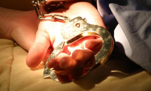 У прибывших на пароме литовцев обнаружили наркотики
