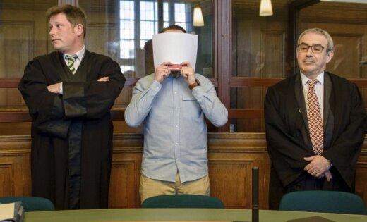 Berlīnē diviem strītreiseriem tiesa piespriež mūža ieslodzījumu