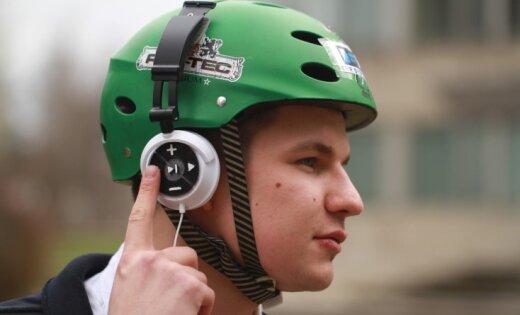 В Латвии созданы наушники для спортсменов-экстремалов