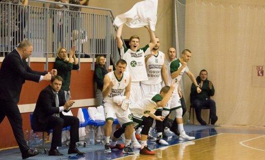 'Valmiera/ORDO' uzvar bez Fišera; panākumi arī 'Ventspilij' un 'Jēkabpilij'