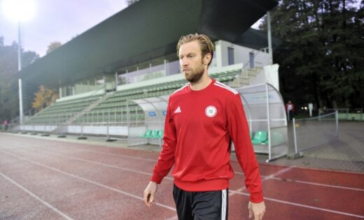 Kaspars Gorkšs: Futbols Latvijas gaumē