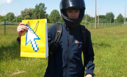 'Delfi' un 'Prāta vētras' slēpņošanas akcijas trešajā dienā krīt ātruma rekords