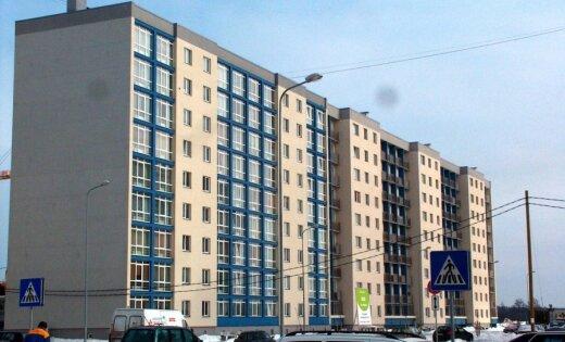 Утепление самого длинного в Латвии дома обойдется в 4 млн евро