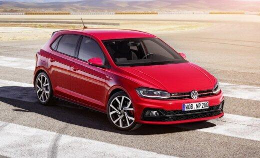 VW parādījis jaunās paaudzes 'Polo' modeli