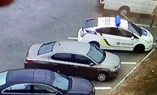 Убийца полицейских вДнипре забаррикадировался вжилом доме, идет спецоперация— свидетели
