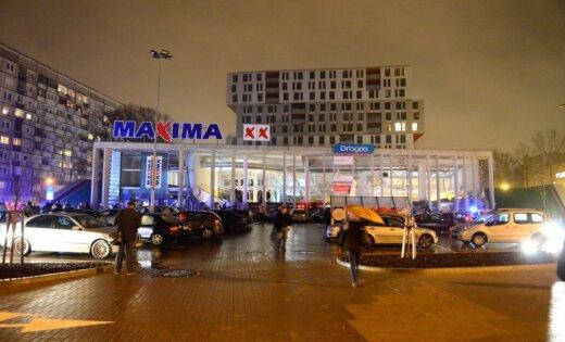 Traģēdija 'Maxima': cilvēki netika evakuēti no veikala, jo nebija acīmredzamu ugunsgrēka pazīmju