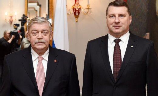 Есть возможности для расширения сотрудничества между Латвией иРоссией— Президент Латвии