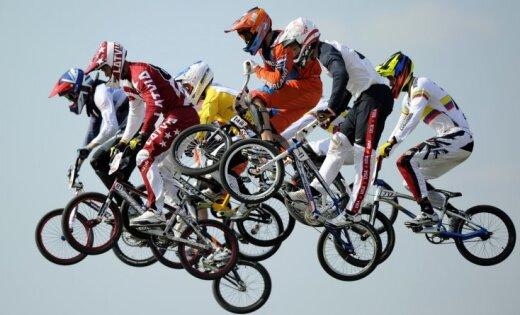 В Валмиере пройдет чемпионат Европы по BMX