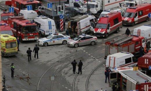 Взрыв вметро устроил 23-летний смертник изСредней Азии