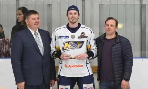 Noteikti Latvijas hokeja virslīgas sezonas labākie spēlētāji