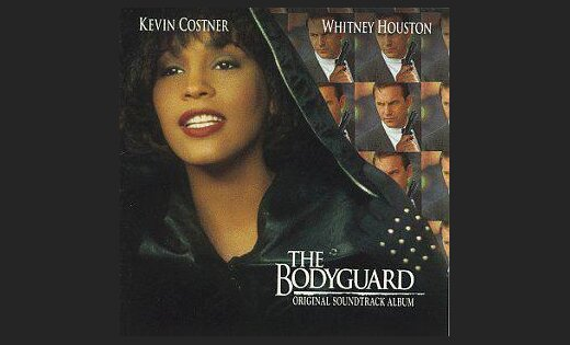 "Whitney Houston — ""Bodyguard Soundtrack"", 1992"