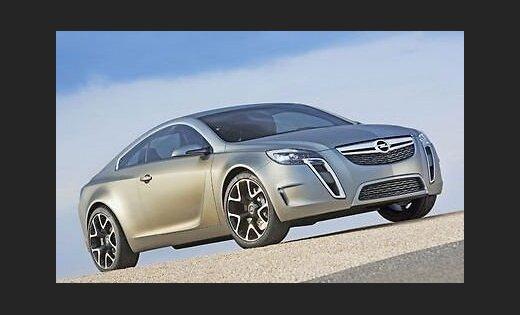 Opel все-таки выпустит новое купе Calibra