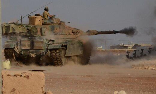 Авиаудар турецких ВВС под Эль-Бабом накрыл главаря «Исламского государства»
